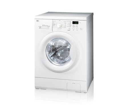Lg 7kg direct drive front load washer wels 4 5 star 60 for Lg washing machine motor price