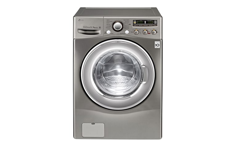 LG F1252RD7 Washing Machine - Washing Machine - Front Loading Washing Machine - LG Electronics