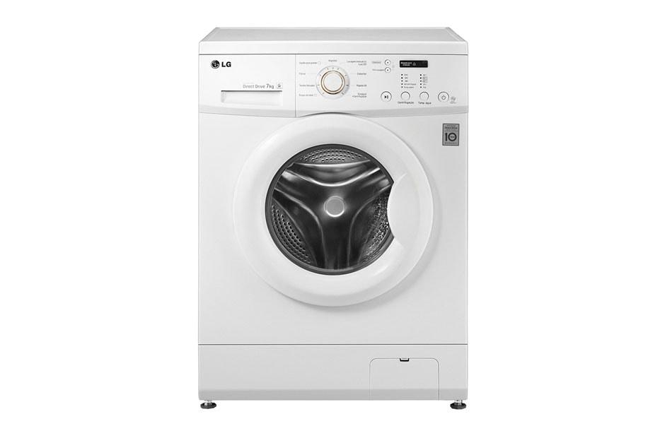 LG F10C3QDP2 Washing Machine - Washing Machine - Front