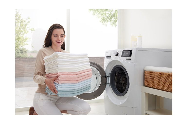 LG Washing Machines F1496TDT24 thumbnail 14