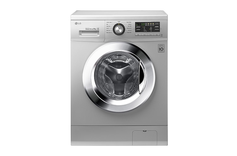 LG Washing Machines F1496TDT24 thumbnail 1