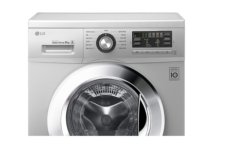 LG Washing Machines F1496TDT24 thumbnail 2