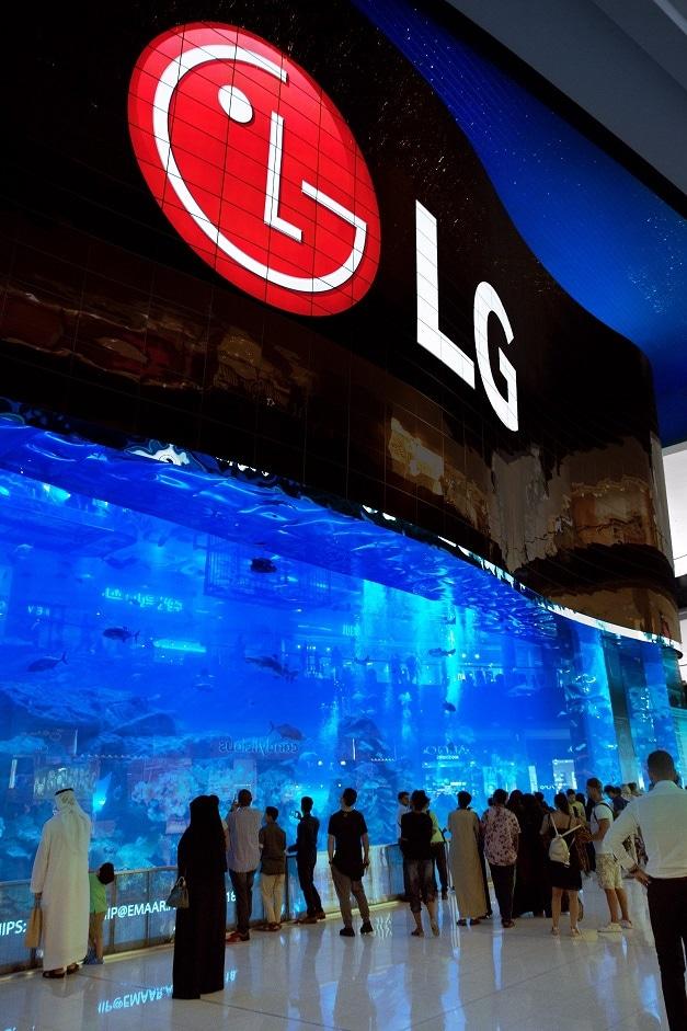 Ab out LG Electronics, Inc.