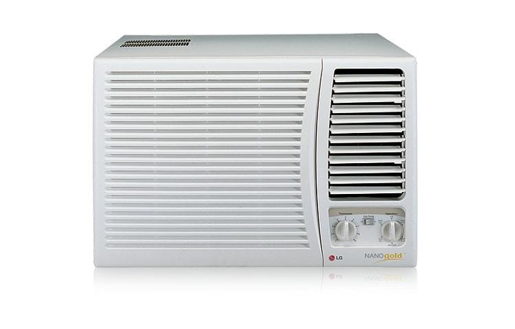 إل جى مكيف الهواء من نوع النافذة من LG، بقدرة 12 كيلو وحدة ...