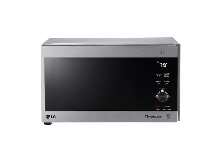 Lg فرن ميكروويف وشواية تقنية إل جي Neo Chef سعة 25 لتر عاكس ذكي تقنية Easyclean Lg الإمارات