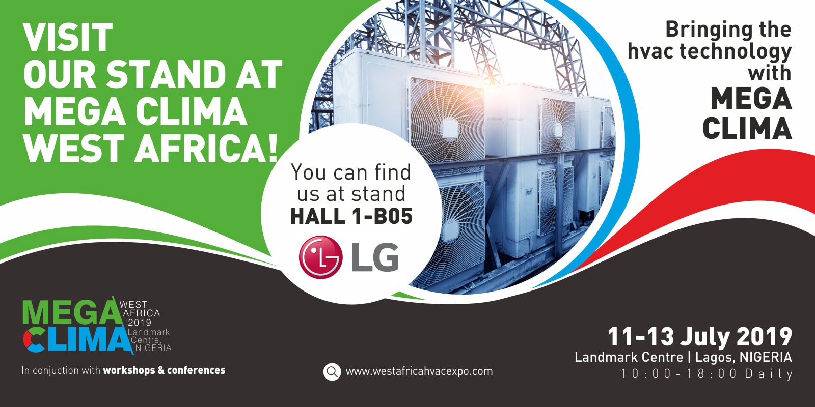 LG Electronics Africa: Home Appliances, Electronics & Mobile Phones