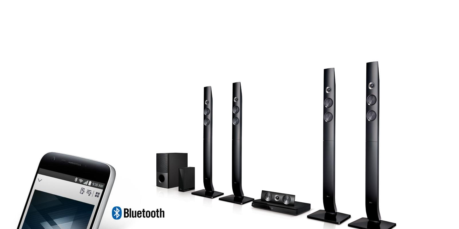 Wireless Bluetooth Audio Streaming1