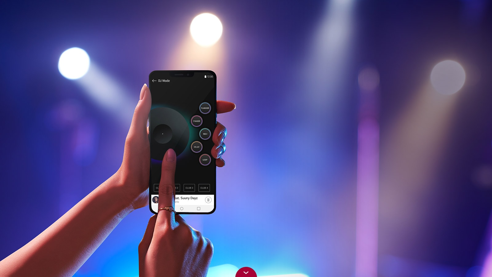 Control Remotely with the DJ App1