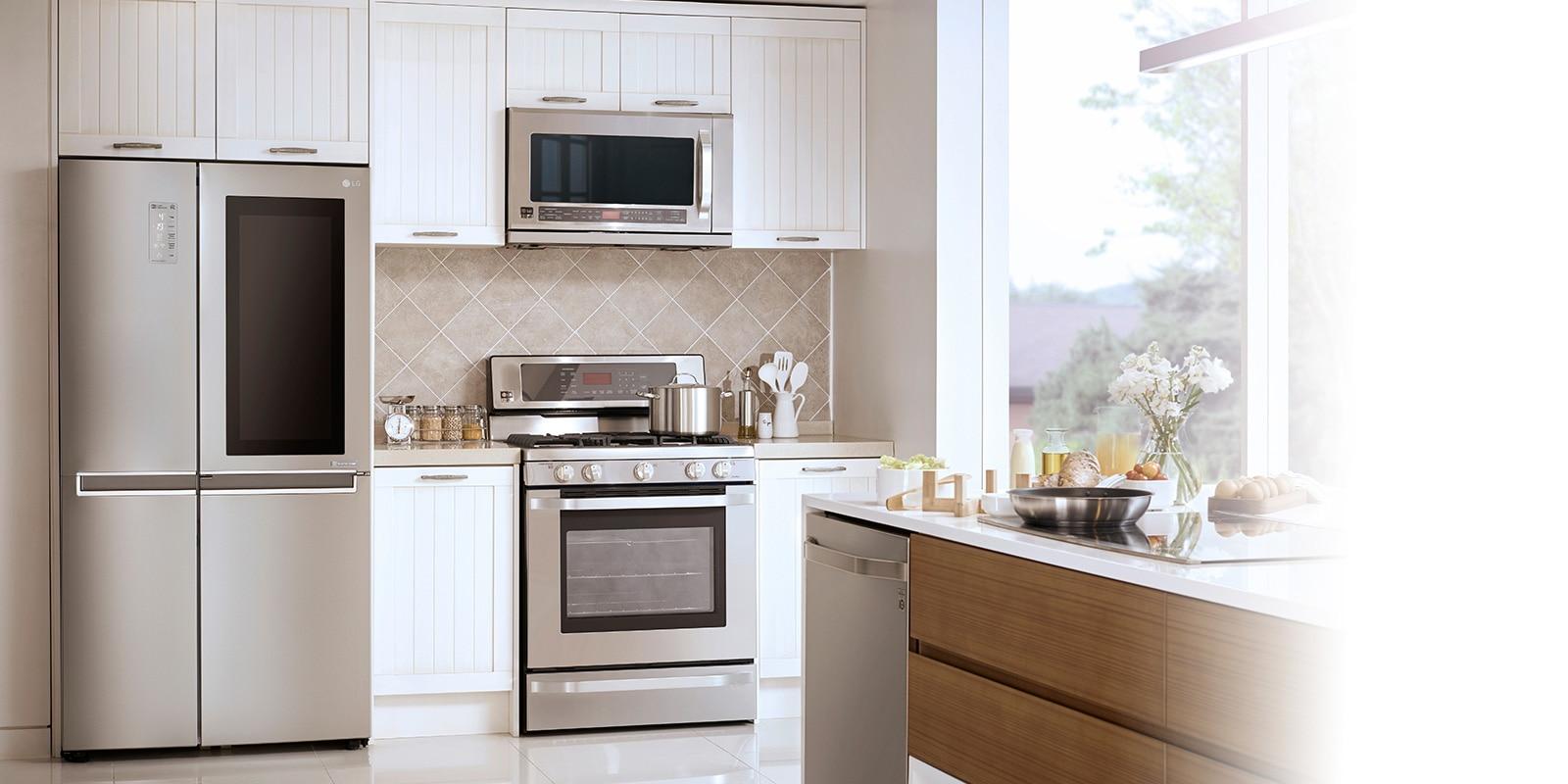 LG Refrigerators: Find Latest & Best Fridges | LG Africa