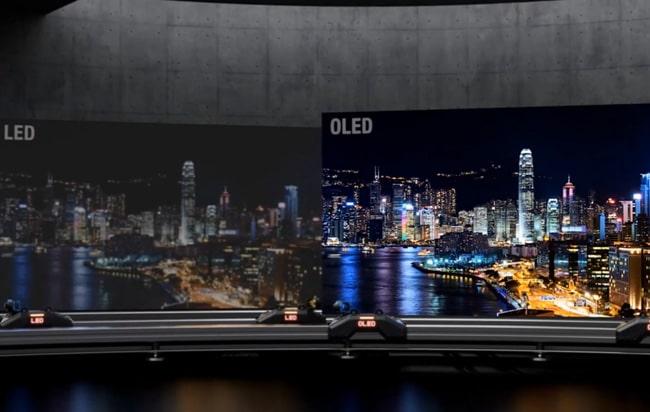 "OLED TV, 55"" LG TV, LG OLED TV"