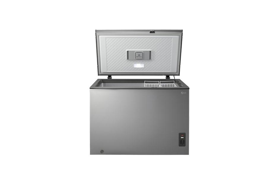LG GR-K410SLB: Chest freezer with Low Voltage Startability l LG Africa