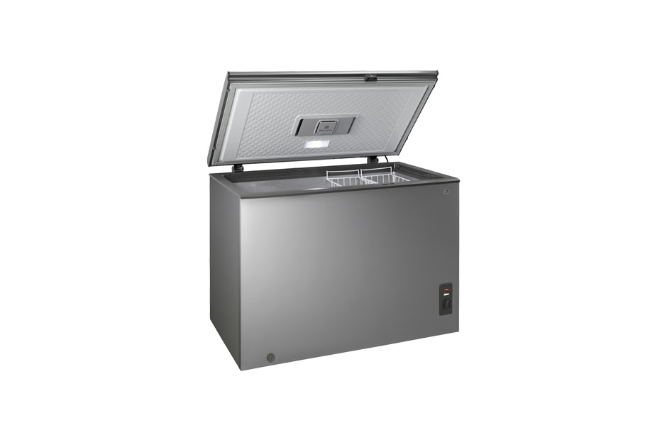 LG GR-K410SLB: Chest freezer with Low Voltage Startability l LG Africa