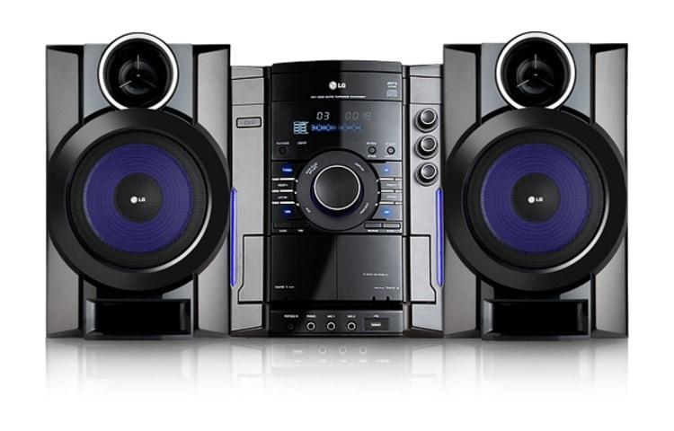 Lg Mcd503 Audio Hifi Audio System Lg Electronics Africa