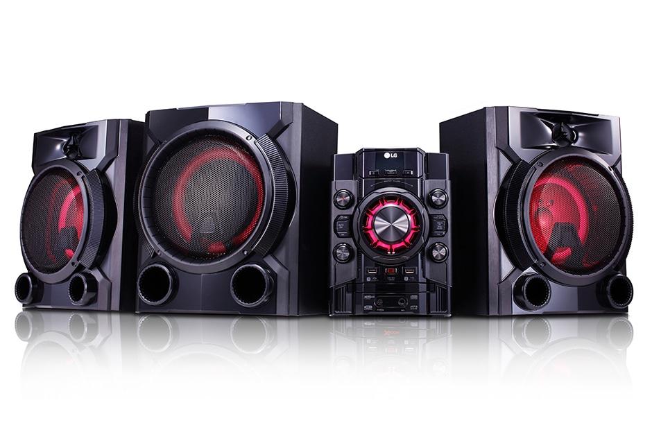 Lg Mini Hi Fi Audio System Lg Africa
