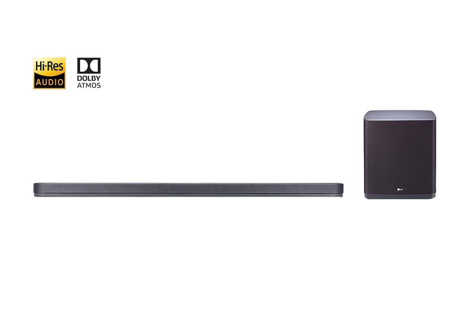 LG SJ9: 5 1 2 ch High Resolution Sound Bar w/ Dolby Atmos | LG AFRICA