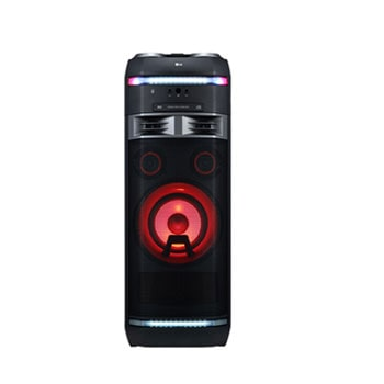 1800W One Body, Blast Horn, X-Shiny Woofer, Pro DJ Wheel1
