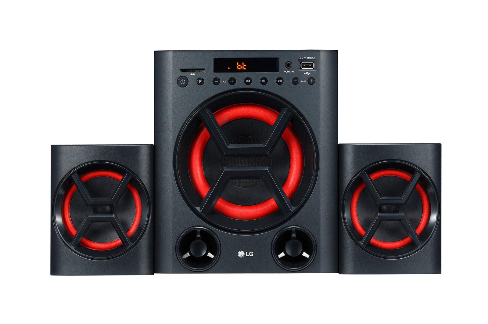Lautsprecher & Soundsysteme Streng Bluetooth Lautsprecher Mobil Usb Sd Aux Mp3 Player Radio Box Sound System Neu