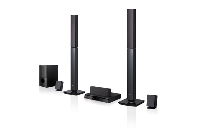 LG Home Theatre Systems LHD647B thumbnail 1