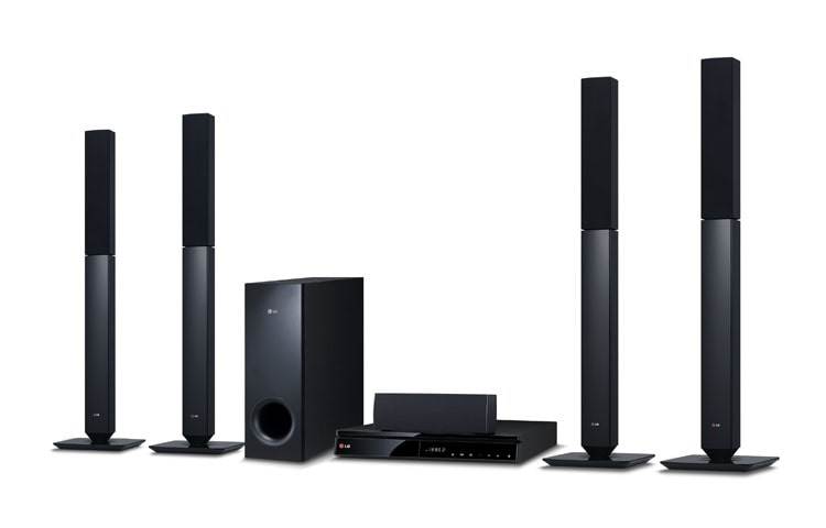 LG Home Theatre Systems BH6530T thumbnail 1