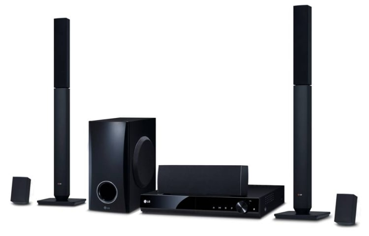 Lg Dh4430p Dvd Home Theatre System L Lg Electronics Africa