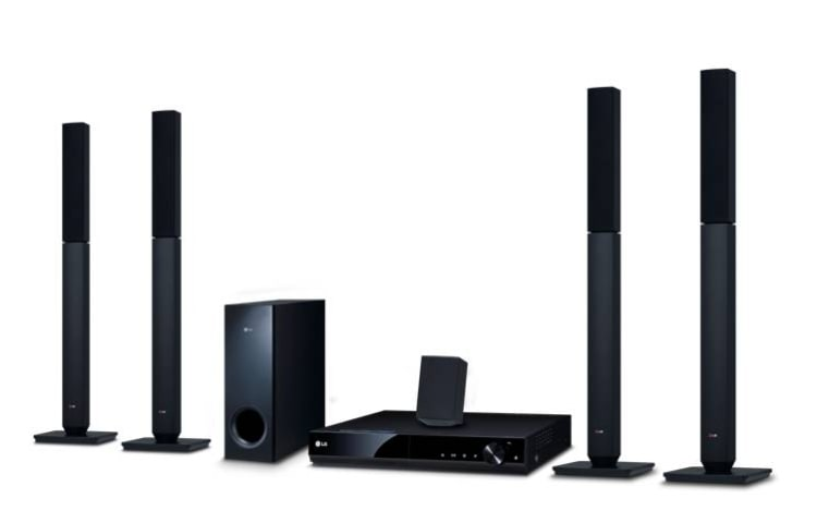 LG Home Theatre Systems DH4530T thumbnail 1