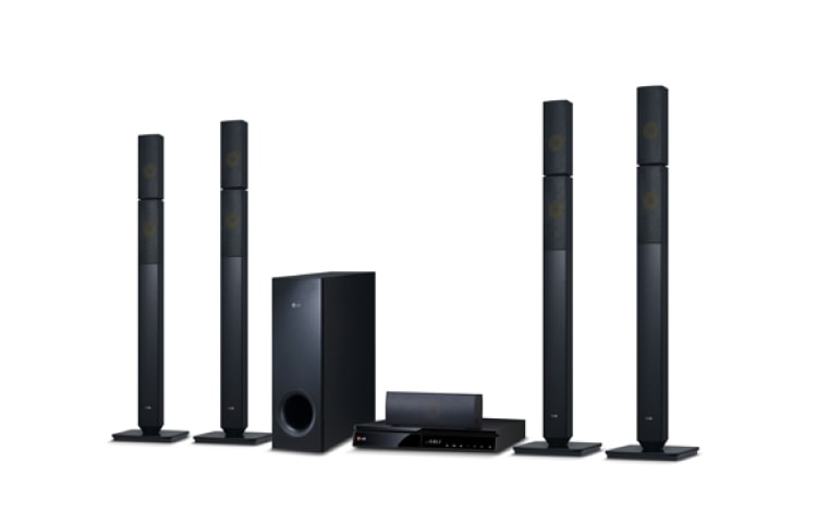 Lg Dh6631t Home Theater System Amp Audio Lg Electronics