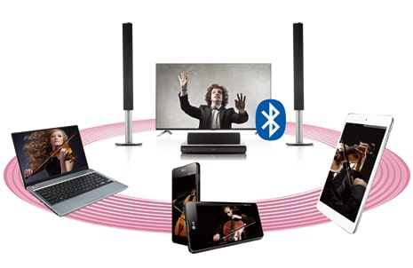 Wireless Audio Streaming