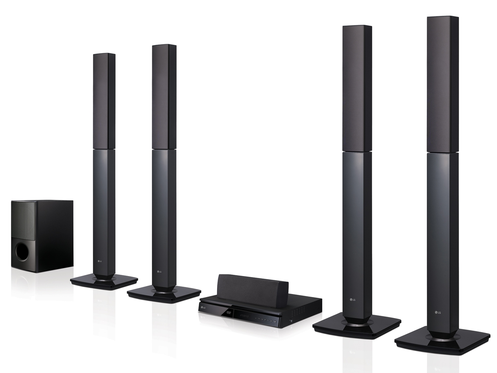 Lg Lhd655 51 Ch Dvd Home Theatre System L Electronics Africa Er Advance R1