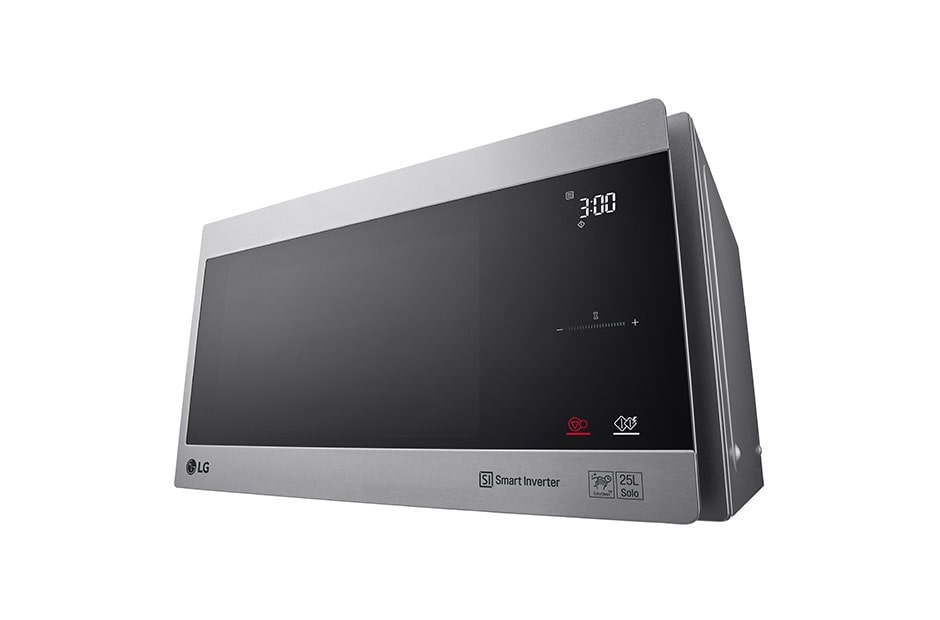 Lg Ms2595cis Microwave Oven 25litres Silver Smart