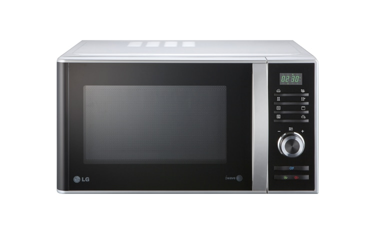 Lg Mh6382bs Grill Microwave Oven With Healthy And Tasting