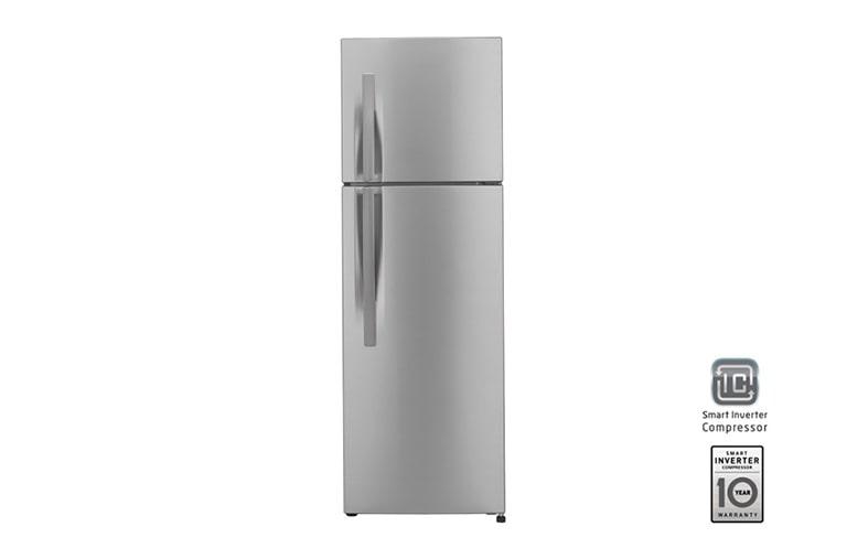 Lg Gl E322rlvc Evercool Top Freezer Mount Refrigerator L