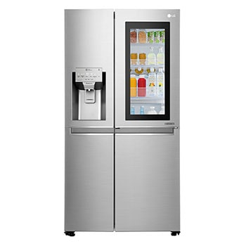 659L InstaView™ Door-in-Door® Refrigerator with Inverter Linear Compressor1