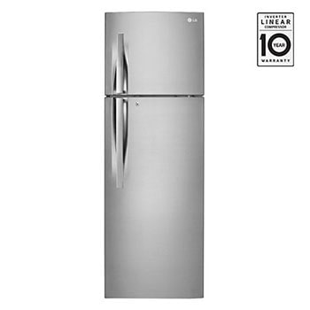 308L, Top Freezer Refrigerator with Door Cooling, LINEAR Cooling™ and HygieneFresh+™1