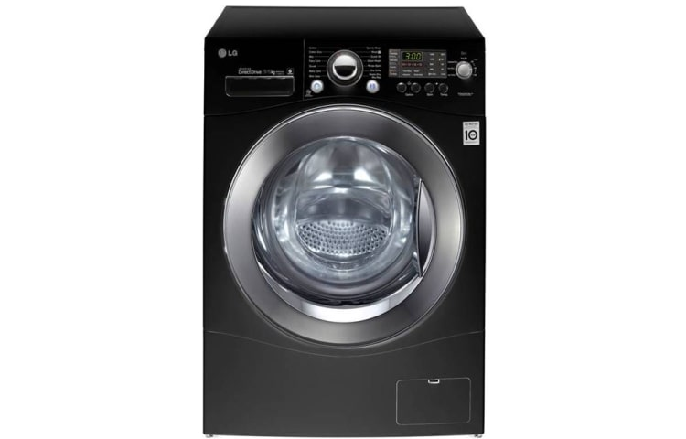 Lg F1480rd26 Front Load 6 Motion Direct Drive Washing