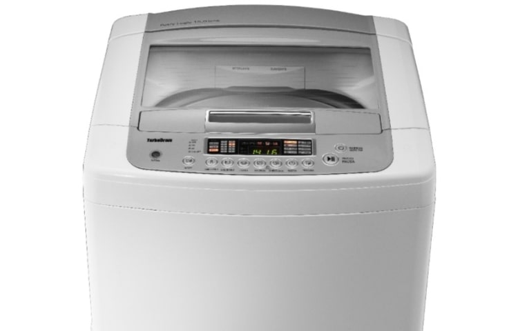 Lg Lg T8507teft0 Top Load Washing With Turbo Drum Lg Africa