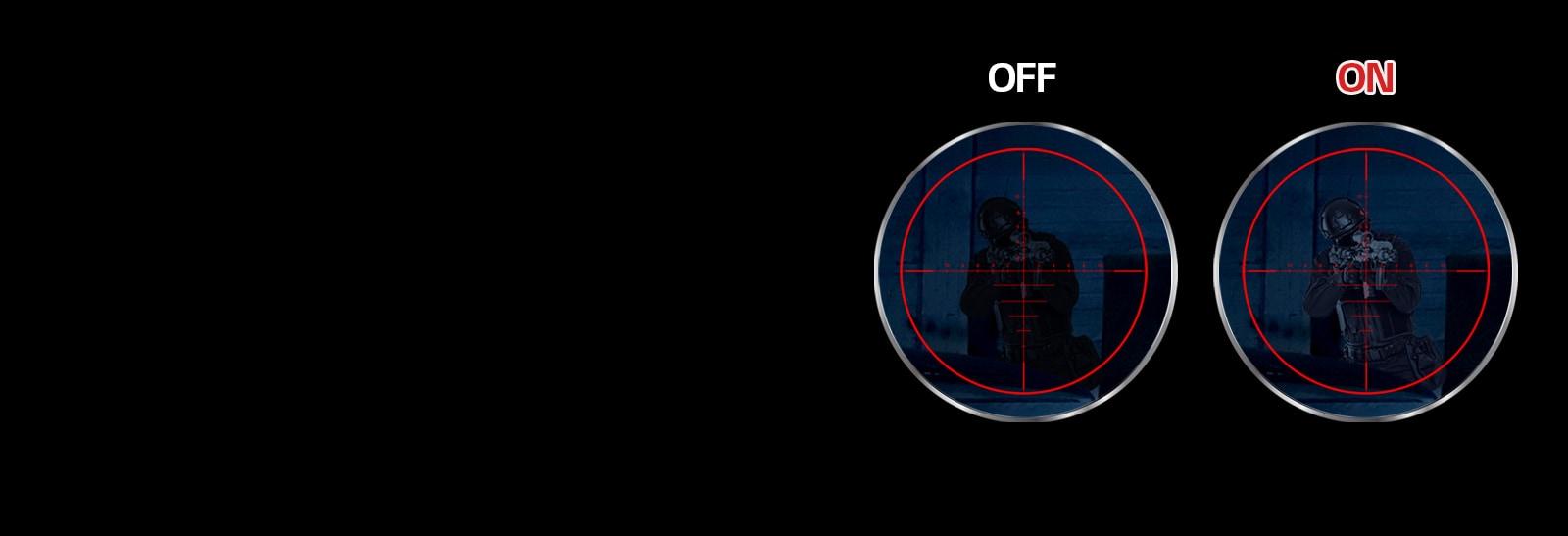 Detecta al enemigo con visión nocturna1