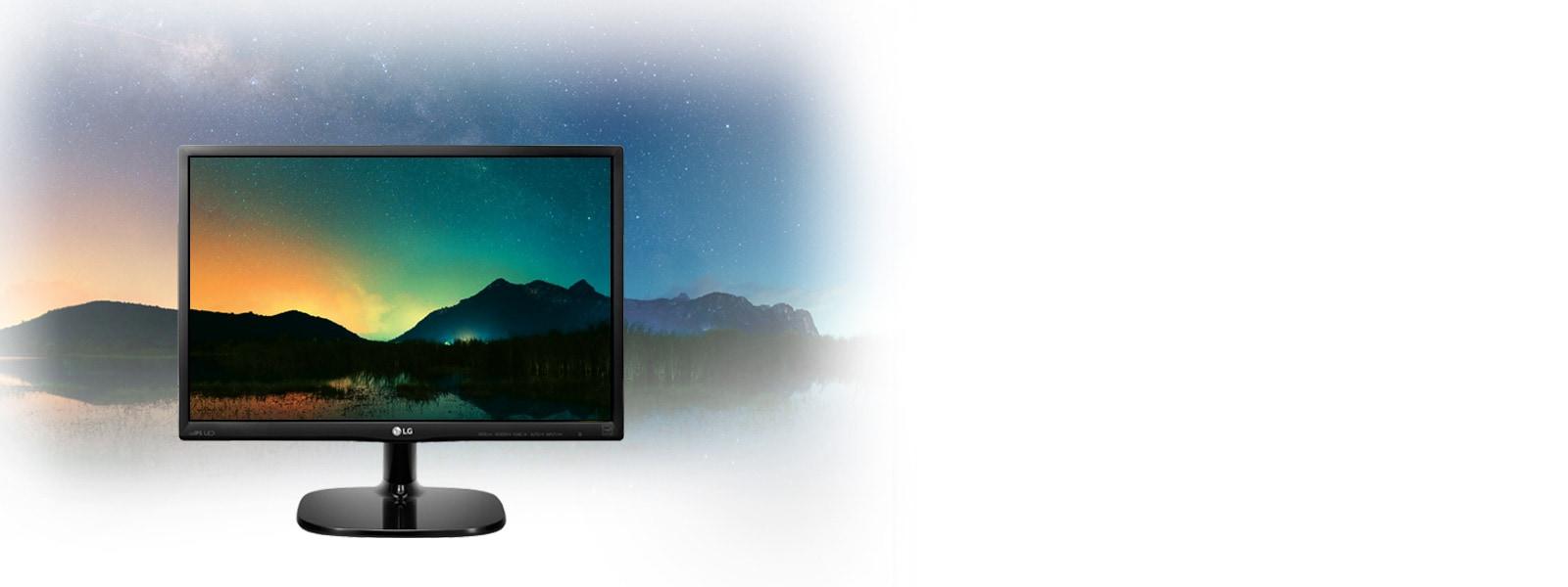 Monitor PC 21 pulgadas LED IPS Monitores LG