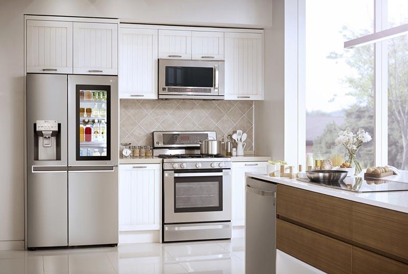 Resultado de imagen para cocinas y heladeras