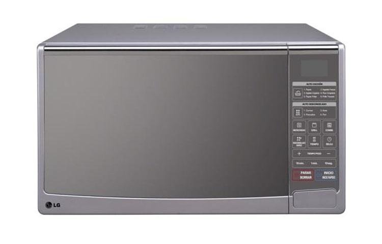 0b078c9d2 Microondas LG 30 Litros con Sistema Intelowave