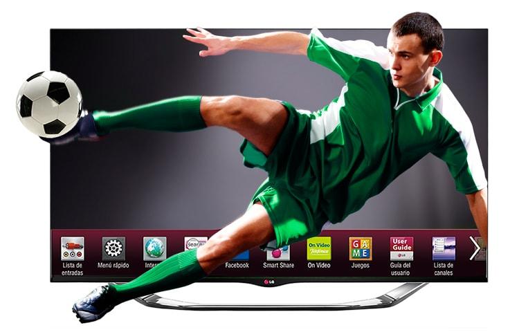 LG Smart TV 3D 60 Pulgadas   Televisor 60LA8600 Full HD 72a3a58cdd