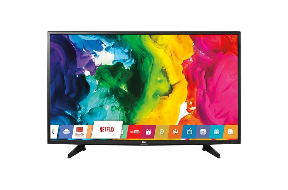 34e8614d59e Televisor LG 4K Smart TV 49