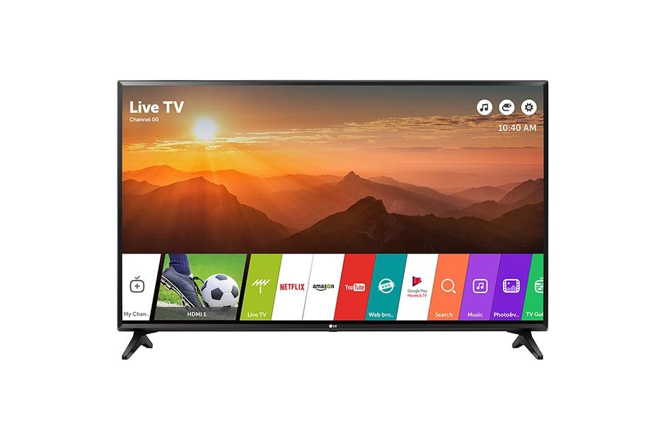 b32d67867bc Full HD Smart TV LG 49 pulgadas