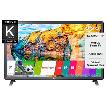 "LG Smart TV HD 32""1"