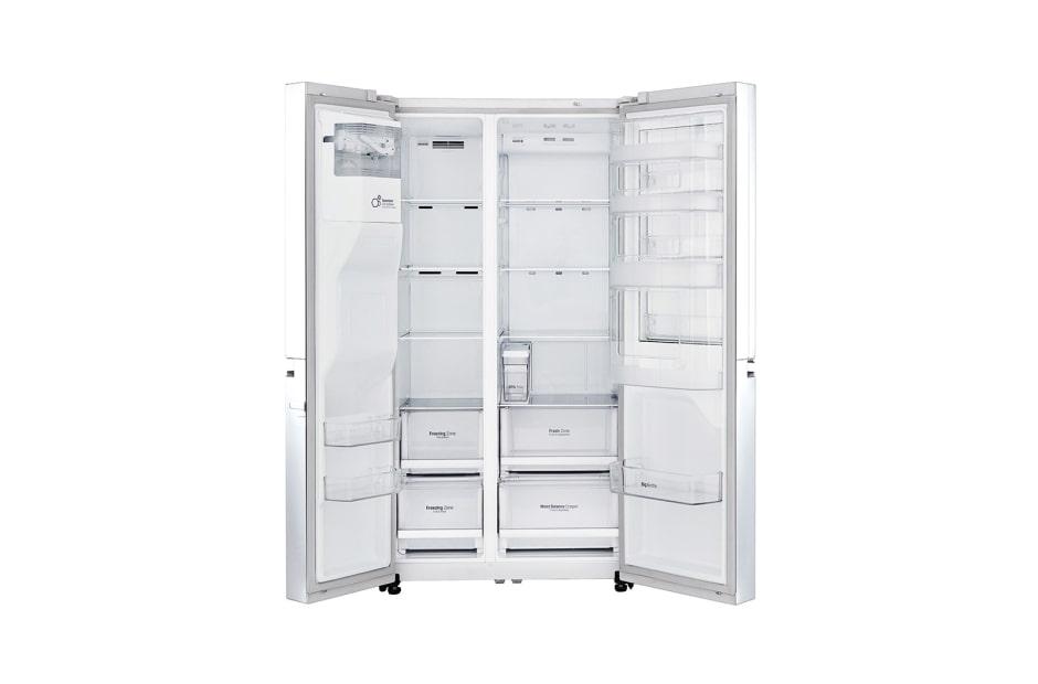 LG GSJ761SWXZ Side-by-Side | LG Österreich | {Amerikanische kühlschränke ohne wasseranschluss 49}