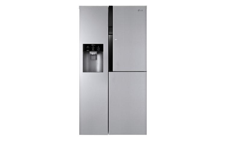 Amerikanischer Kühlschrank Ohne Wasseranschluss Test : Lg gs9366necz side by side kühlgerät ohne festwasseranschluss