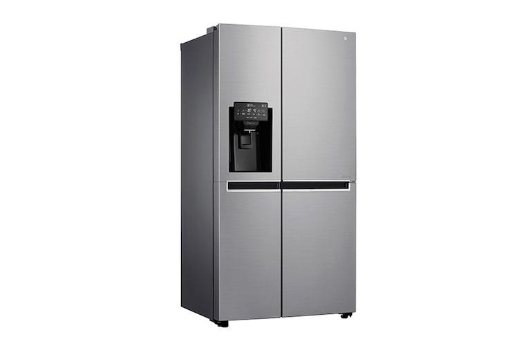Amerikanischer Kühlschrank Lg : Lg gsl pzuz side by side lg Österreich