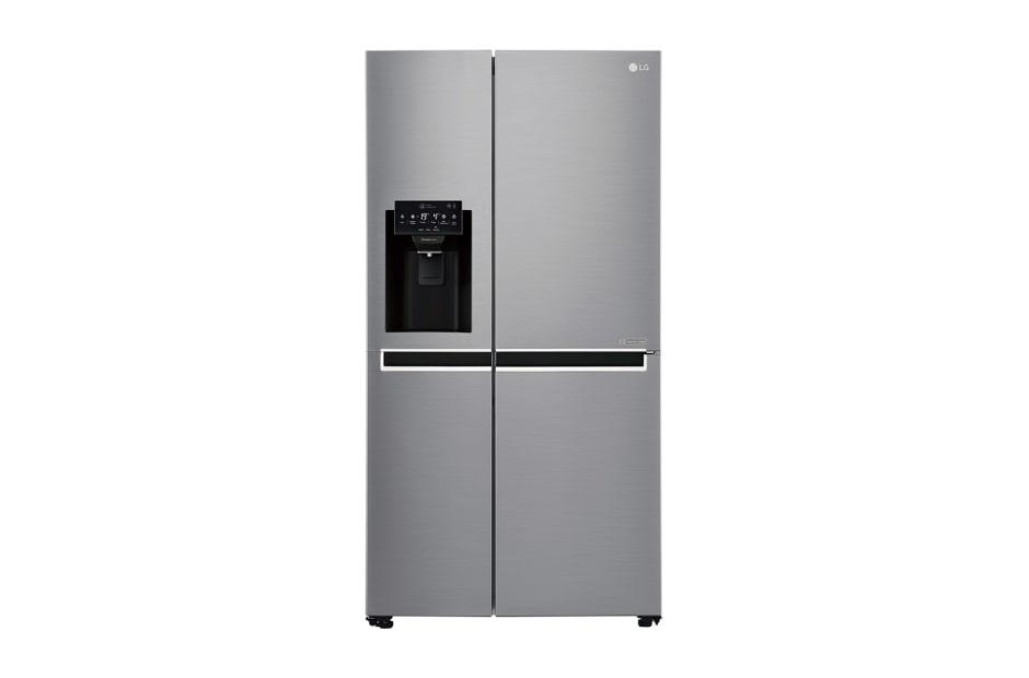 Amerikanischer Kühlschrank Lg : Lg gsl icez side by side lg Österreich
