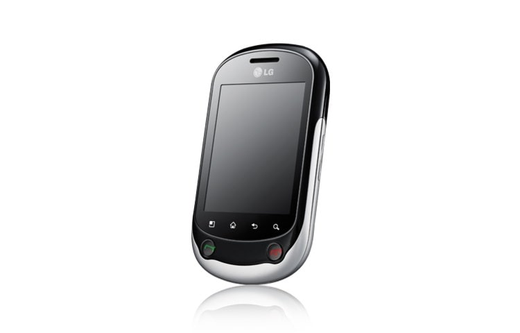 LG Handys & Smartphones OPTIMUS CHAT Android-Slider mit 2,8 Zoll Full-Touchscreen, Wi-Fi und 3 MP Kamera thumbnail 3