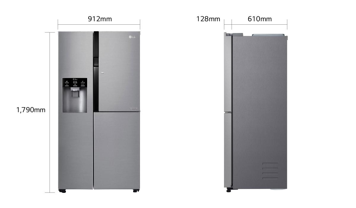 LG GSJ561PZUZ Door-in-Door™ | LG Österreich