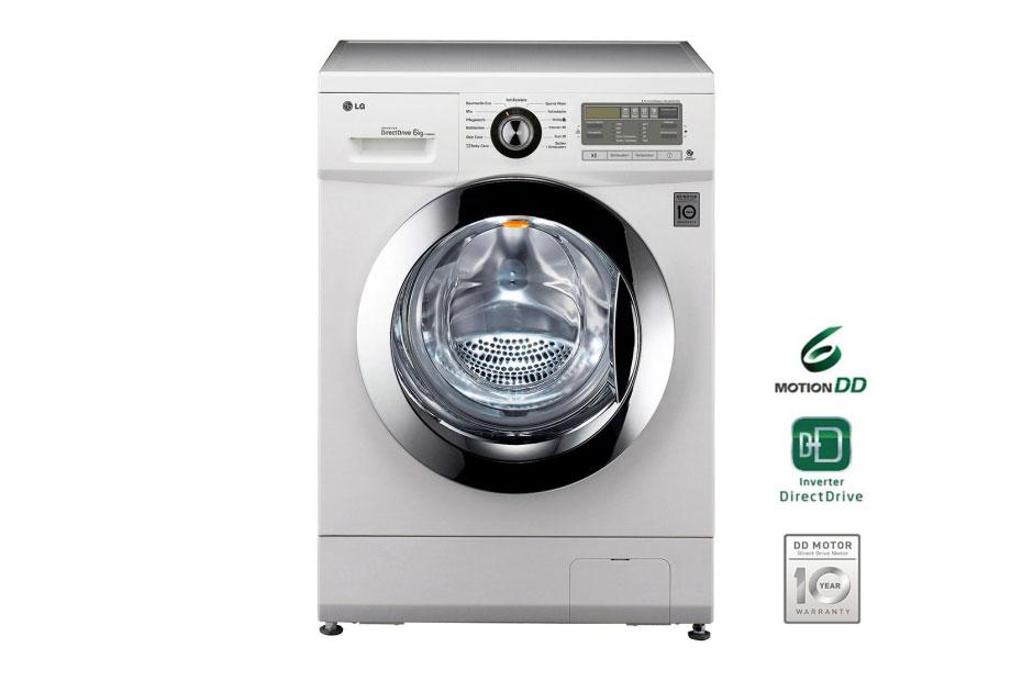 lg waschmaschine mit bis zu 6 kg fassungsverm gen 6 motion directdrive und einer ger tetiefe. Black Bedroom Furniture Sets. Home Design Ideas
